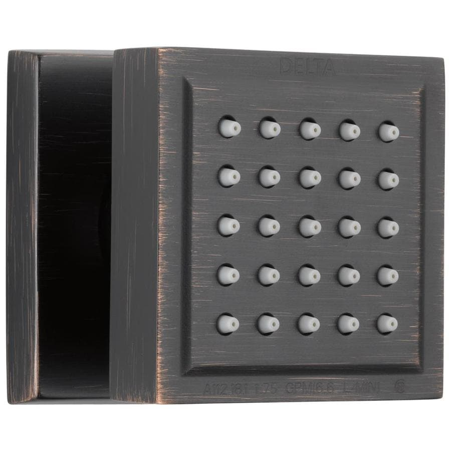 Delta Venetian Bronze Bathtub and Shower Jet