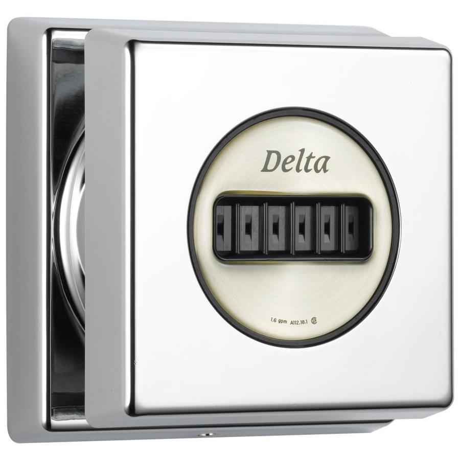 Delta Chrome Bathtub and Shower Jet