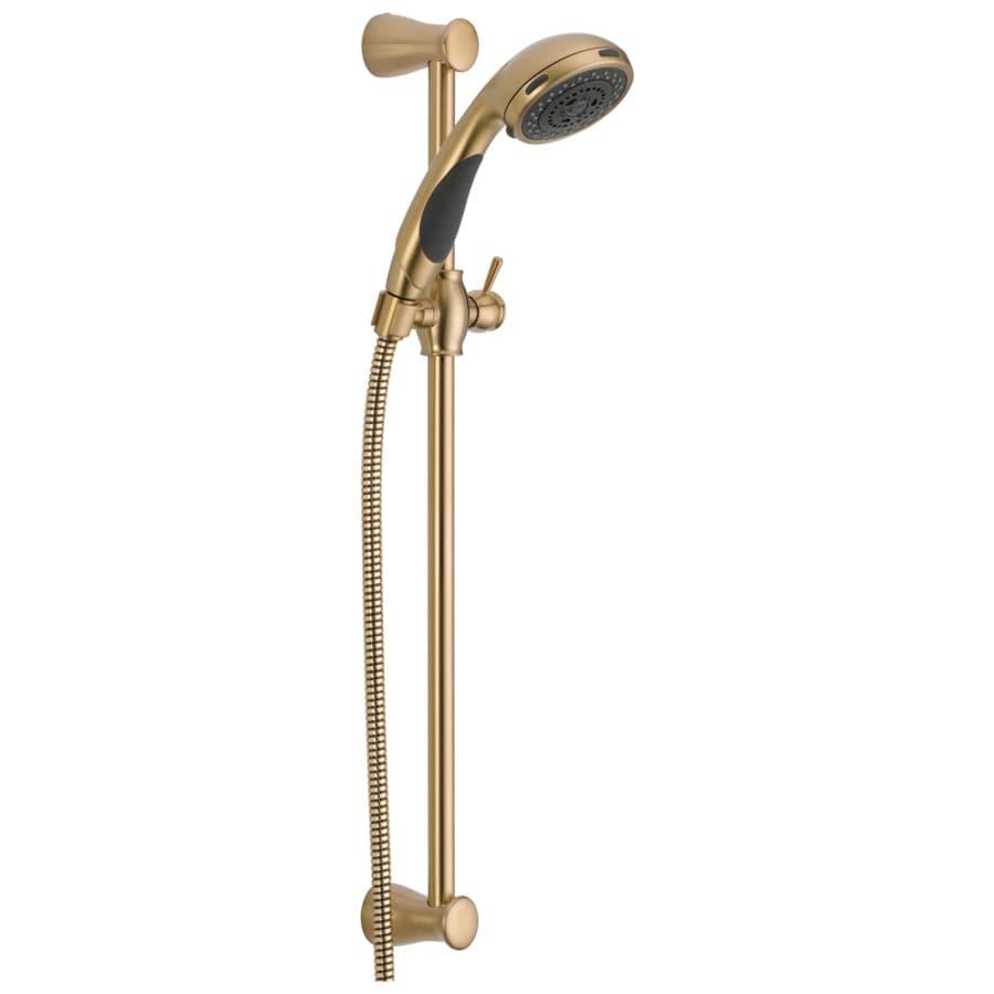 Delta Champagne Bronze 3-Spray Shower Head