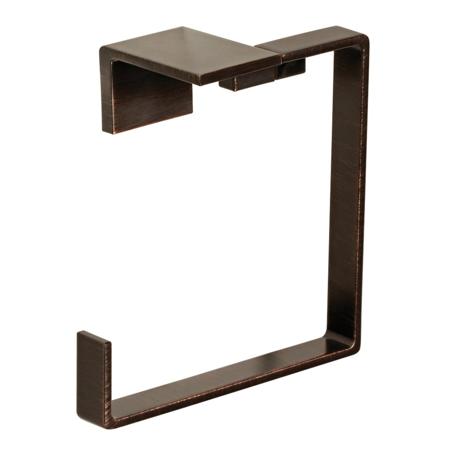Delta Vero Venetian Bronze Wall Mount Towel Ring