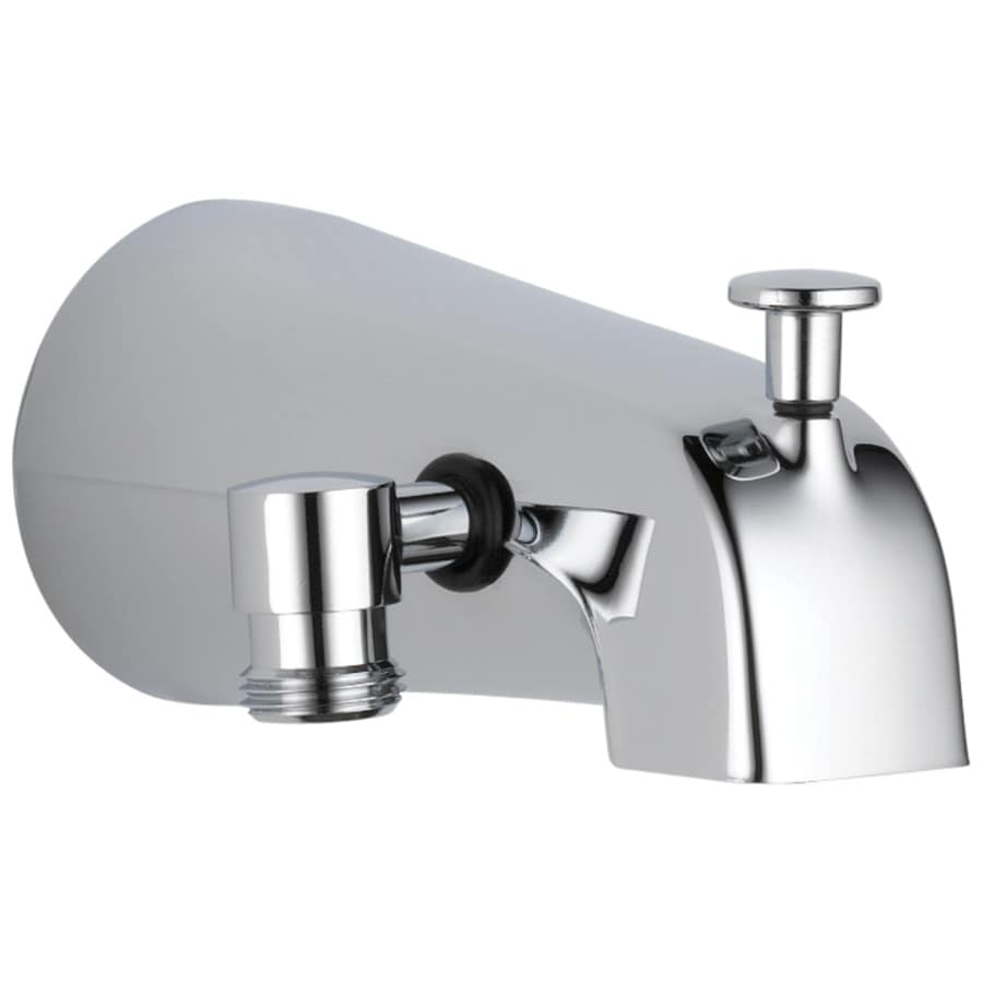 Delta Chrome Bathtub Spout With Diverter At Lowes Com