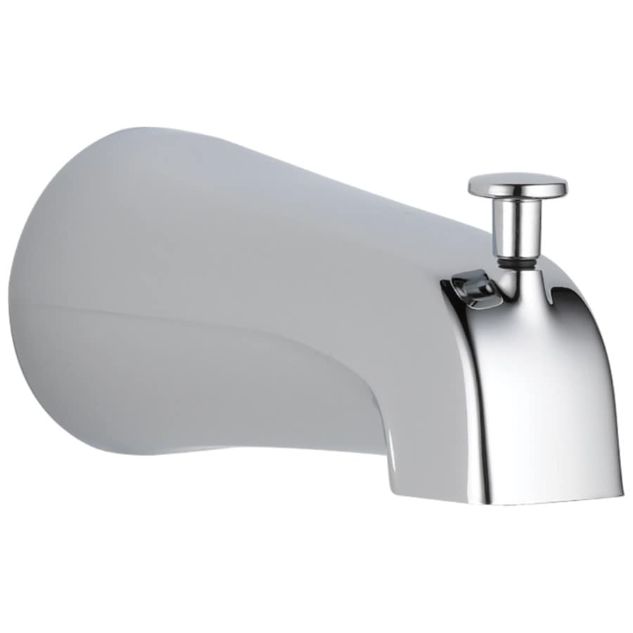tub centre spout home diverter grohe chrome fit slip comfort eurostyle
