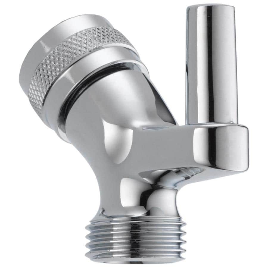 Delta Chrome Shower Arm Mount