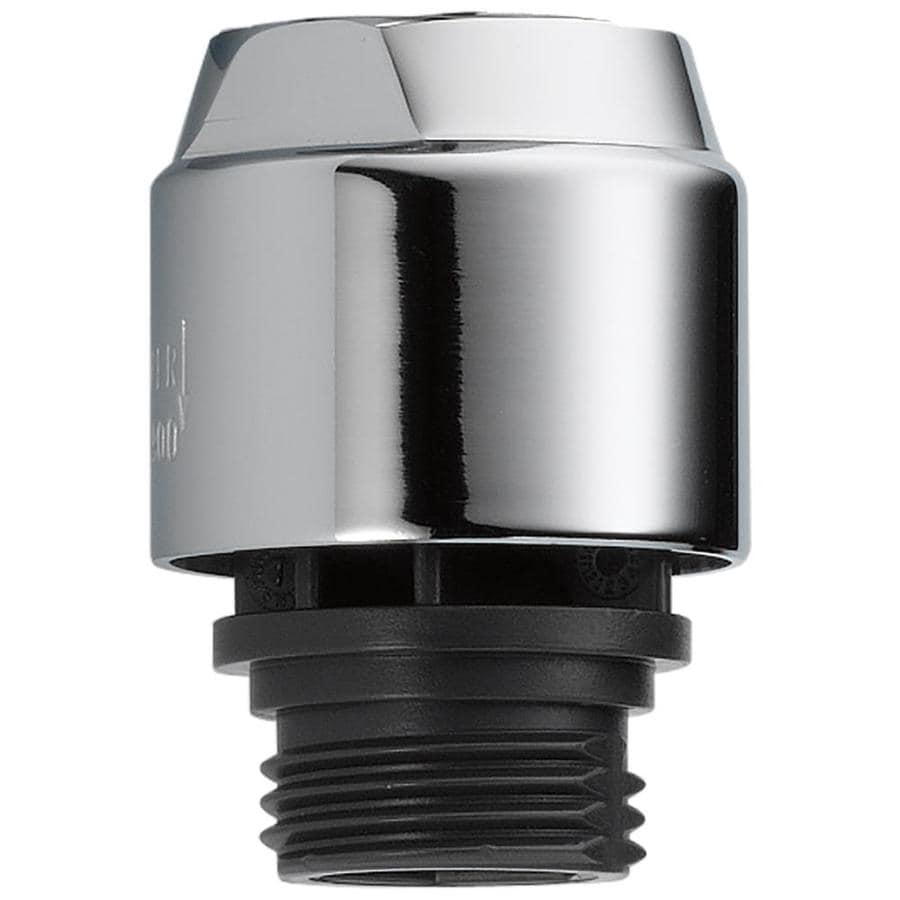 Delta Chrome Water Connection