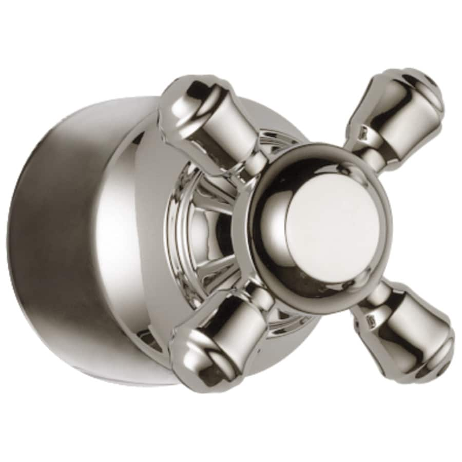 Delta Nickel Faucet or Bathtub/Shower Handle