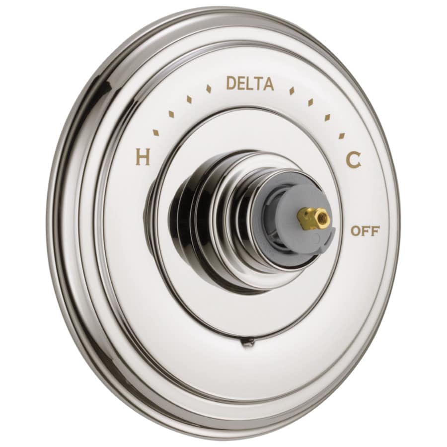 Delta 4-in L 1/2-in Male Brass Wall Faucet Valve