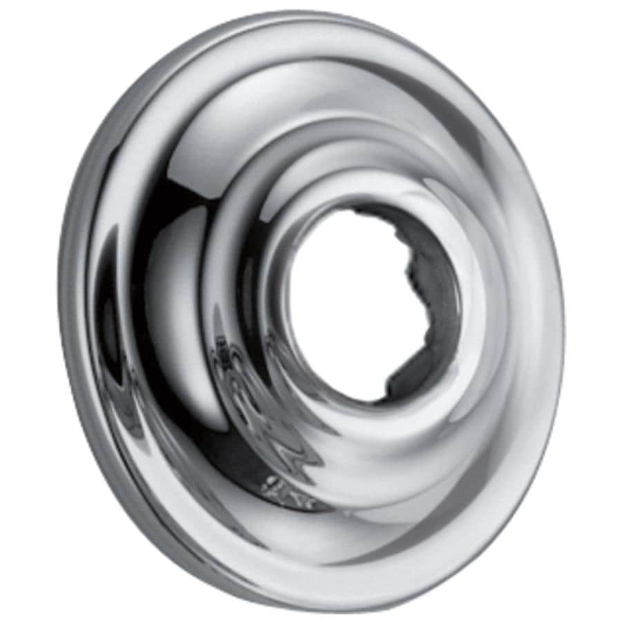 Delta 2.38-in Chrome Shallow Flange