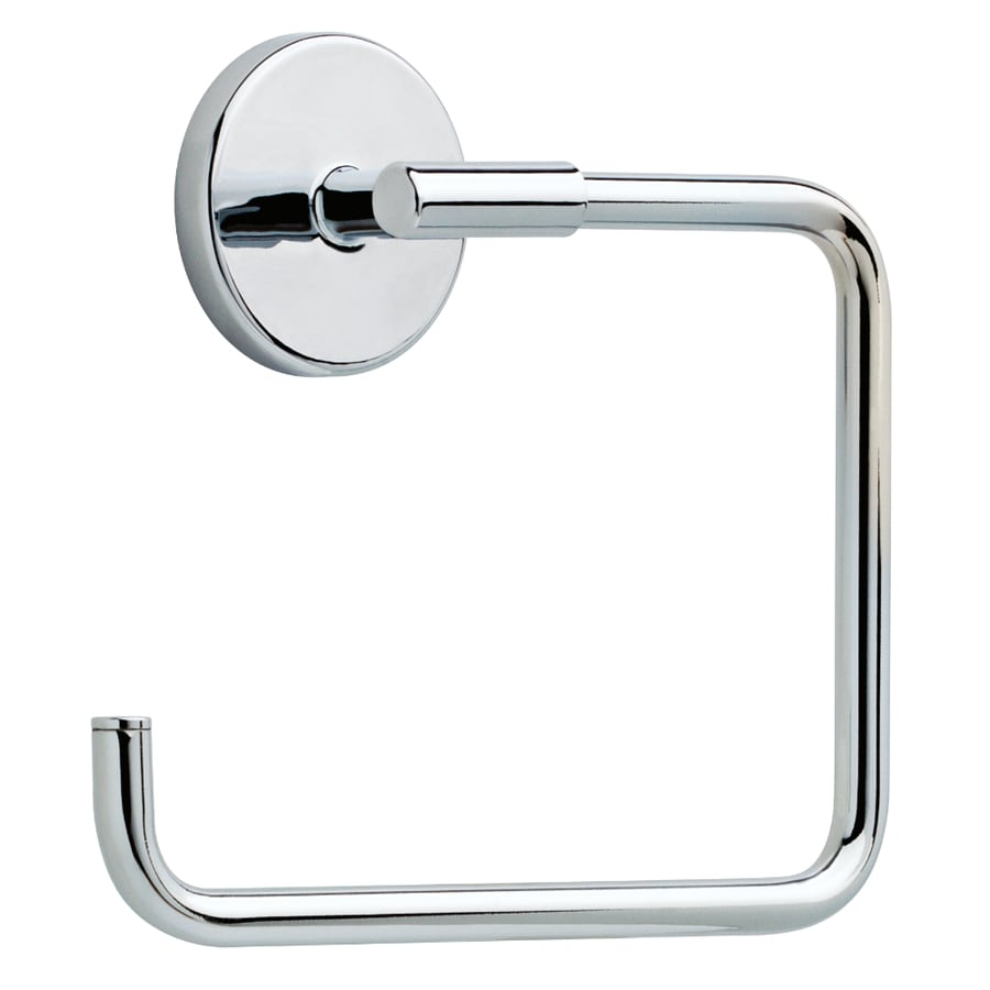 DELTA Trinsic Polished Chrome Wall Mount Towel Ring