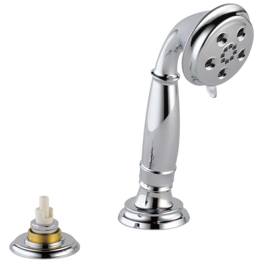 Delta Cassidy with H2Okinetic Chrome 1-Spray Shower Head