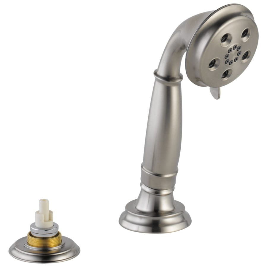 Delta Cassidy with H2Okinetic Stainless 1-Spray Shower Head