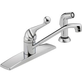 classic kitchen faucets at lowes com rh lowes com best classic kitchen faucets best classic kitchen faucets