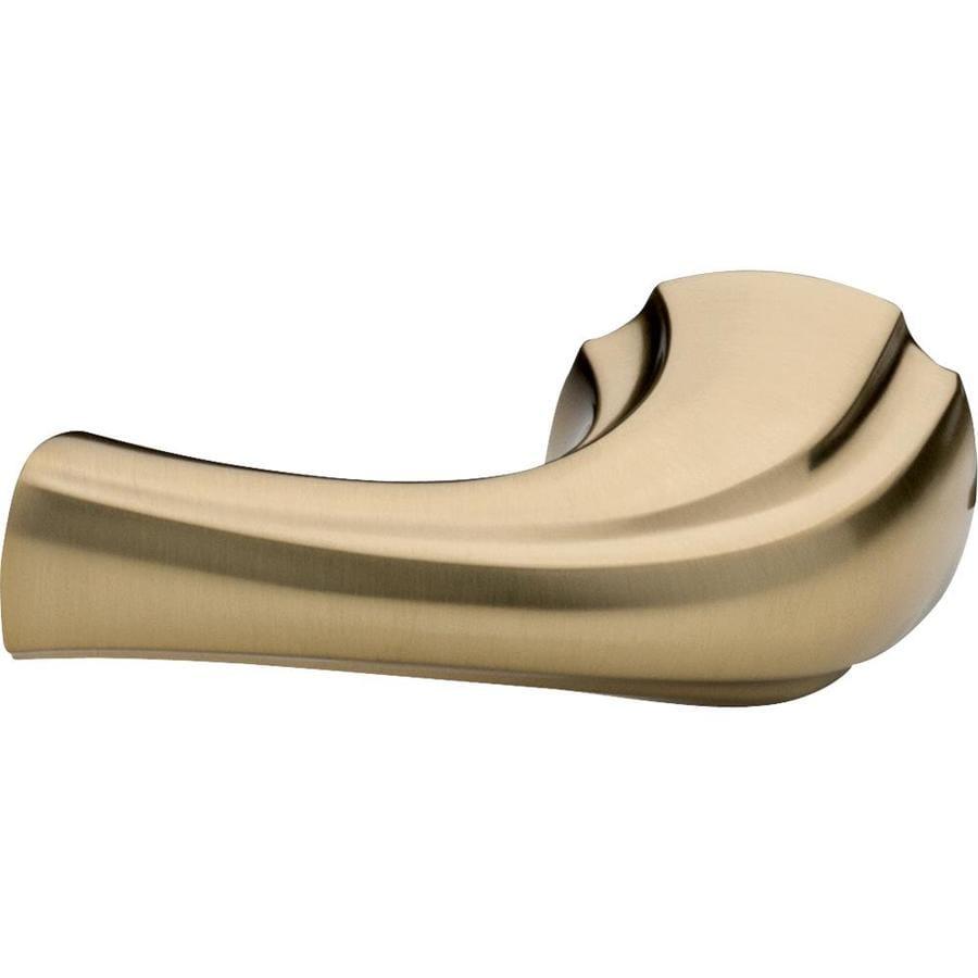 Delta Addison Champagne Bronze Toilet Handle