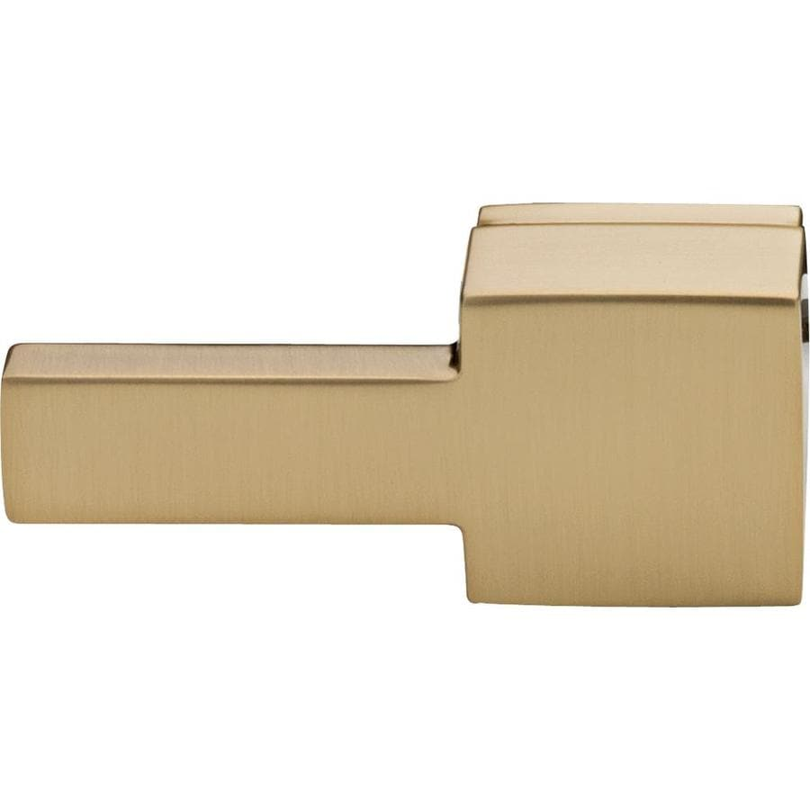 Delta Vero Champagne Bronze Toilet Handle