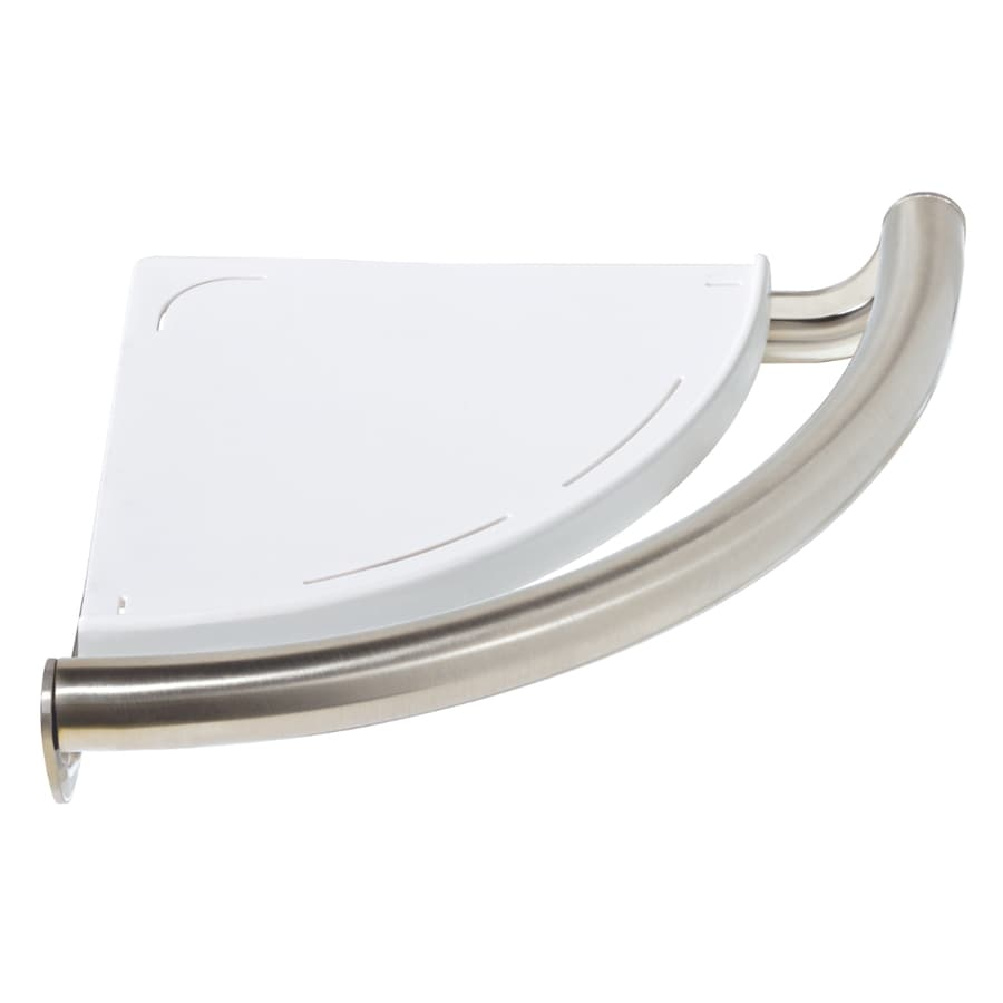 DELTA Contemporary 9-in Brilliance Stainless Steel Wall Mount Grab Bar