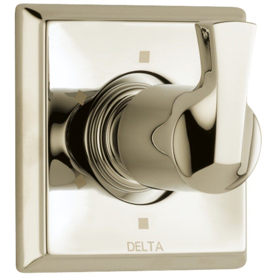 Delta 6-Setting 3-Port Diverter Trim