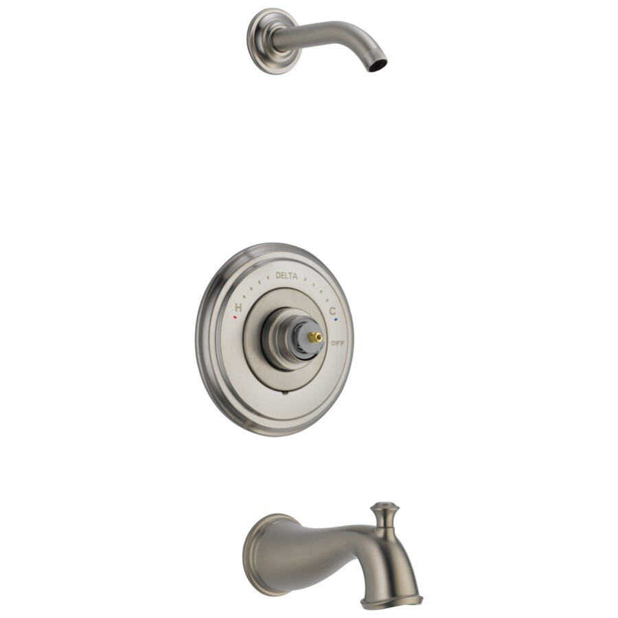 Delta Cassidy Stainless 1-Handle Faucet