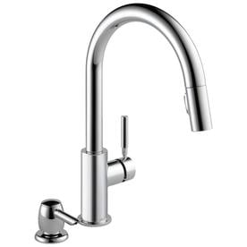 Shop Kitchen Faucets At Lowes Com