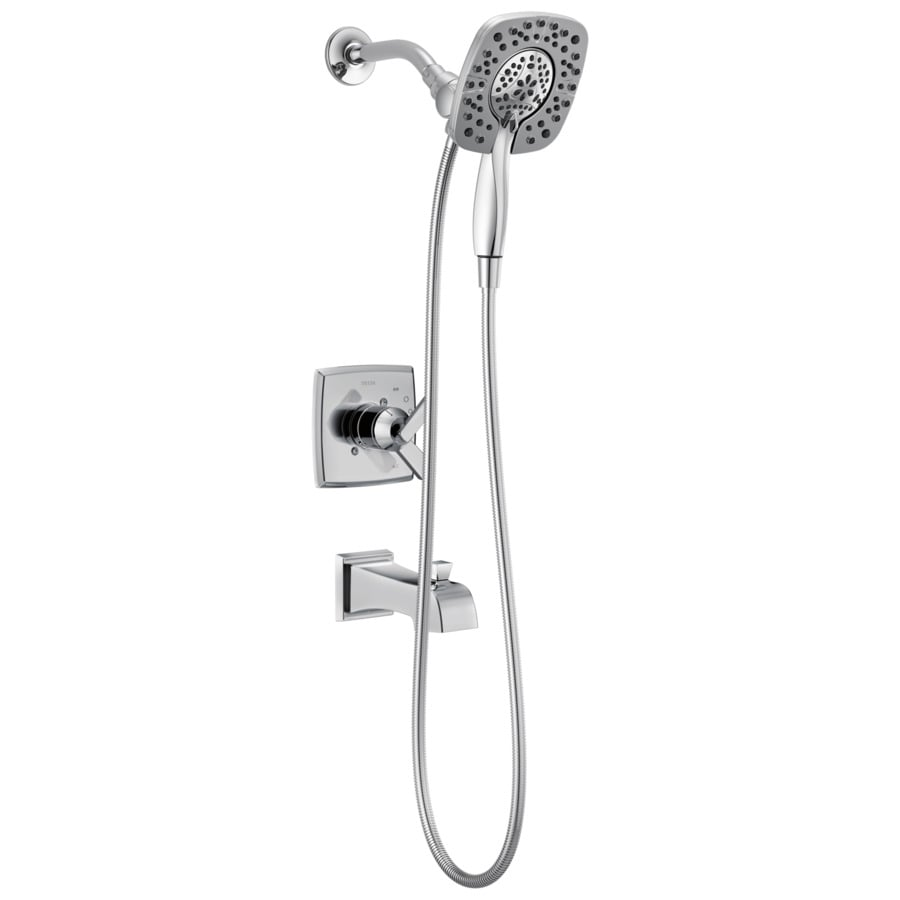 Shop Delta Ashlyn Chrome 1-Handle Faucet at Lowes.com