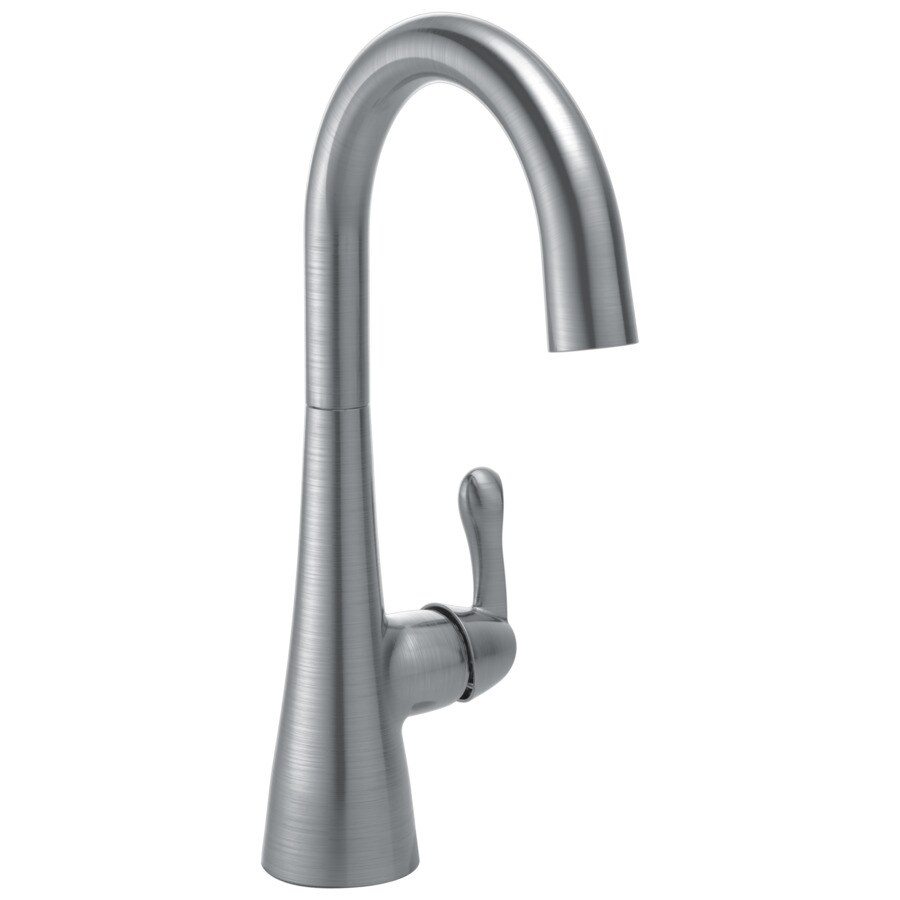 Delta Arctic Stainless 1-Handle Kitchen Faucet