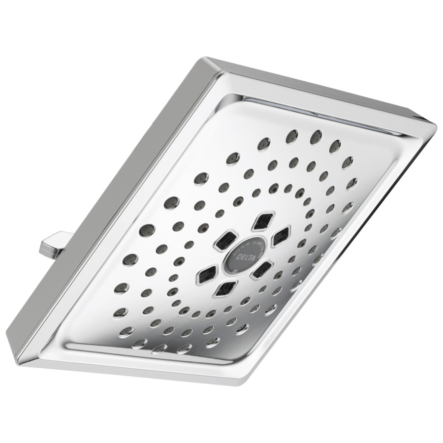 Delta Chrome 3-Spray Shower Head
