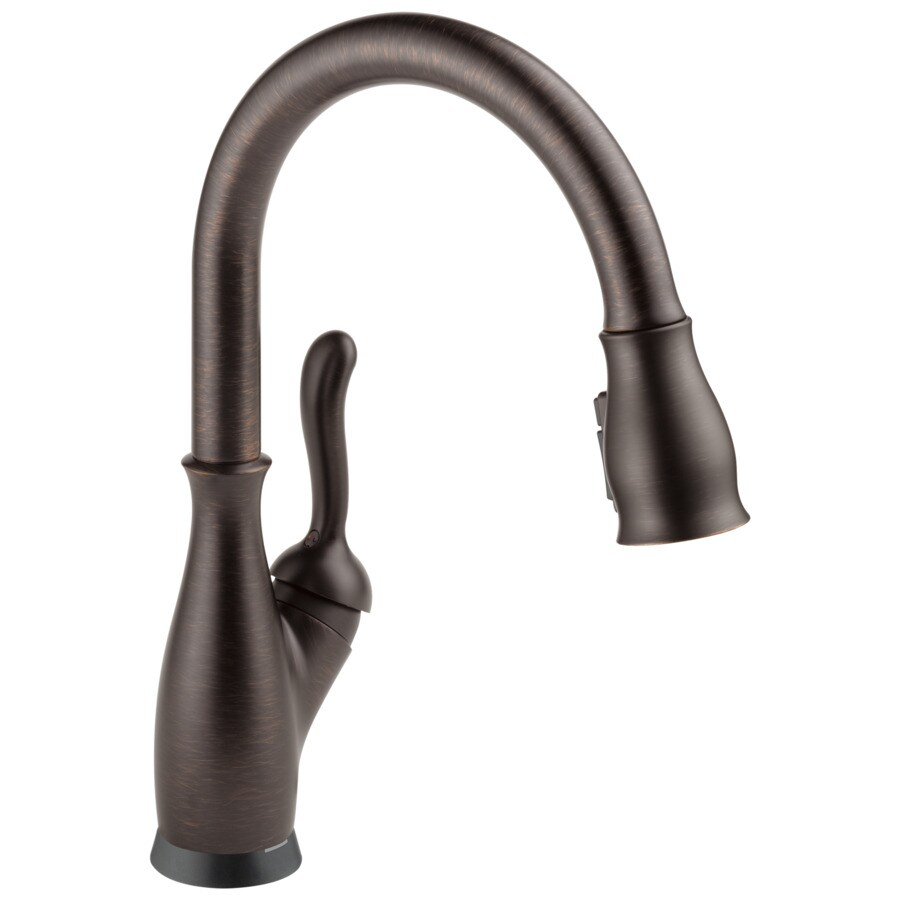 Delta Leland Pull Down Kitchen Faucet