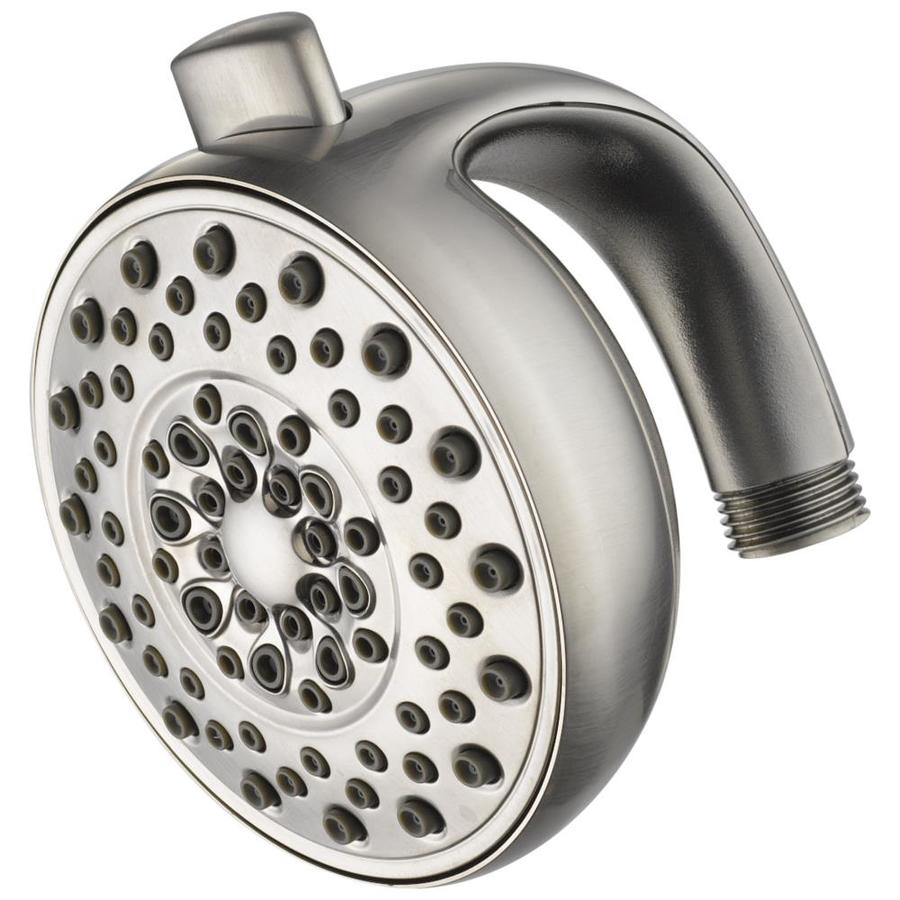 Delta Stainless 4-Spray Shower Head