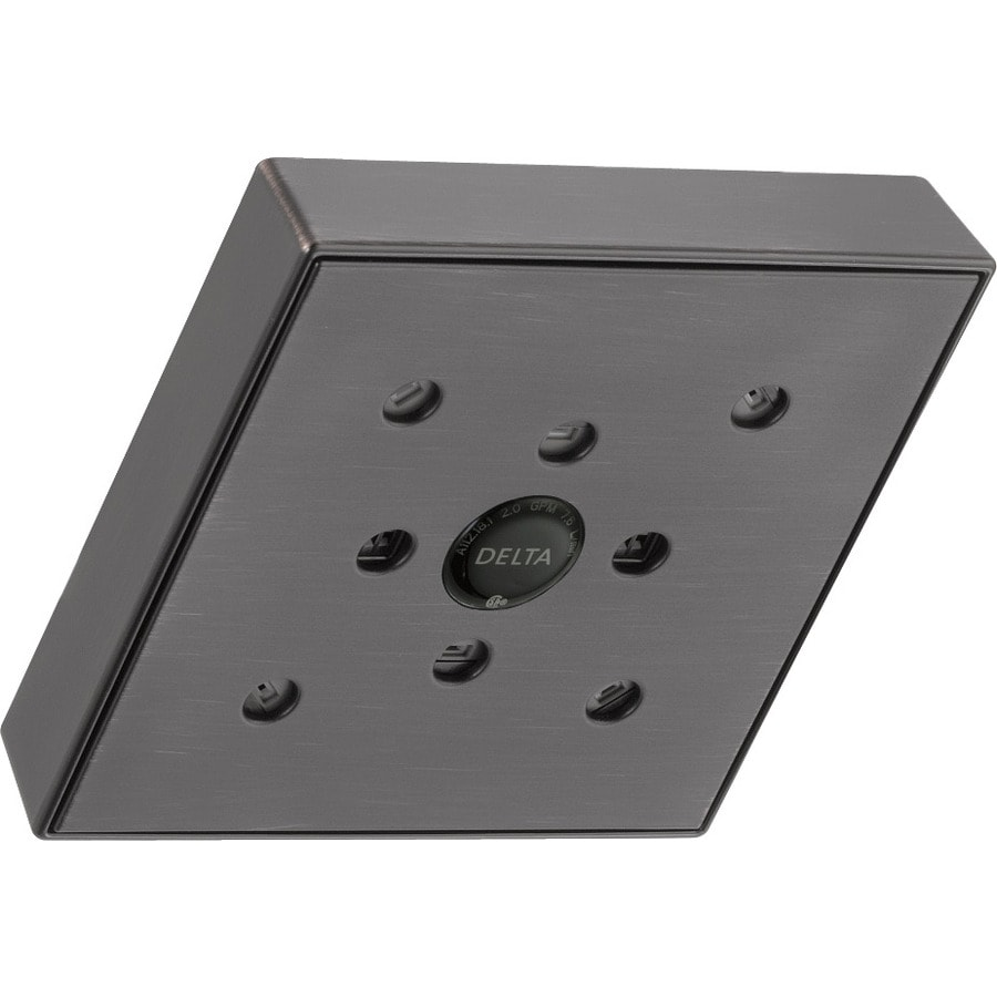 Delta Venetian Bronze 1-Spray Shower Head