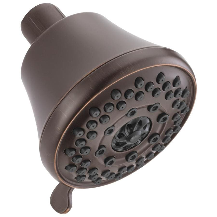 Peerless Venetian Bronze Shower Head At Lowes Com