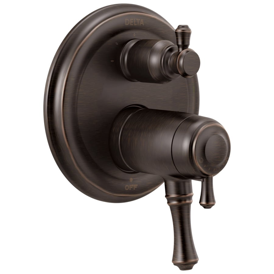 Delta Traditional TempAssure 17T Series Valve Trim with 3-Setting Integrated Diverter