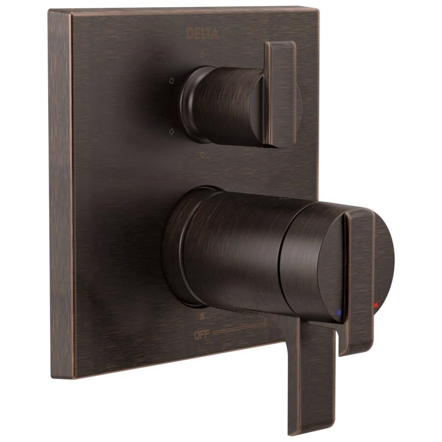 Delta Venetian Bronze Shower Handle