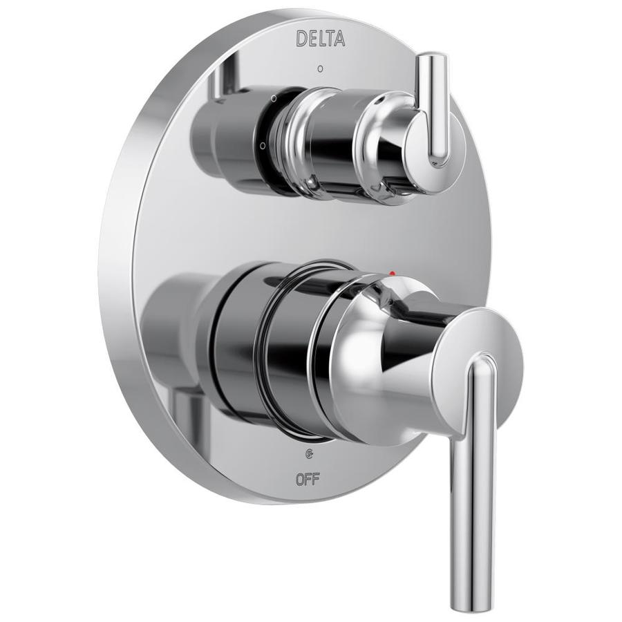 Delta Contemporary Monitor 14 Series Valve Trim with 3-Setting Integrated Diverter