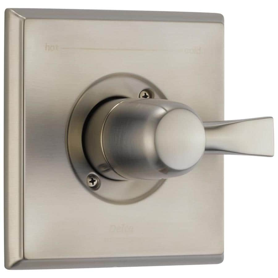 Delta SpotShield Stainless Shower Handle