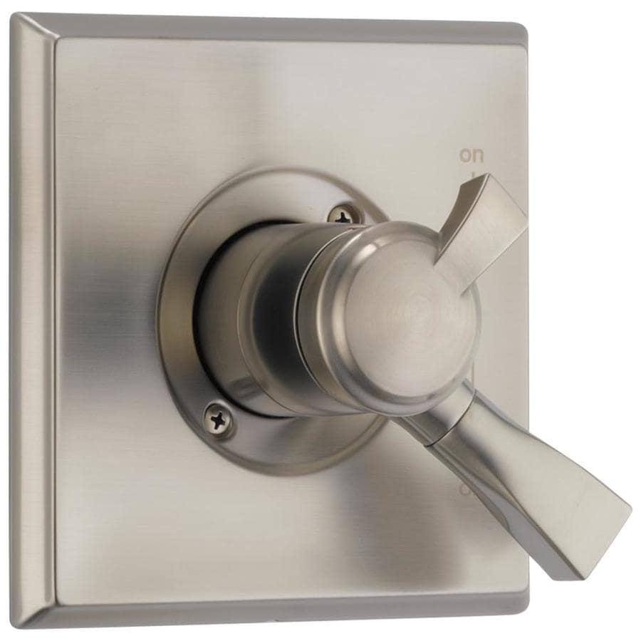 Delta SpotShield Stainless Shower Handle