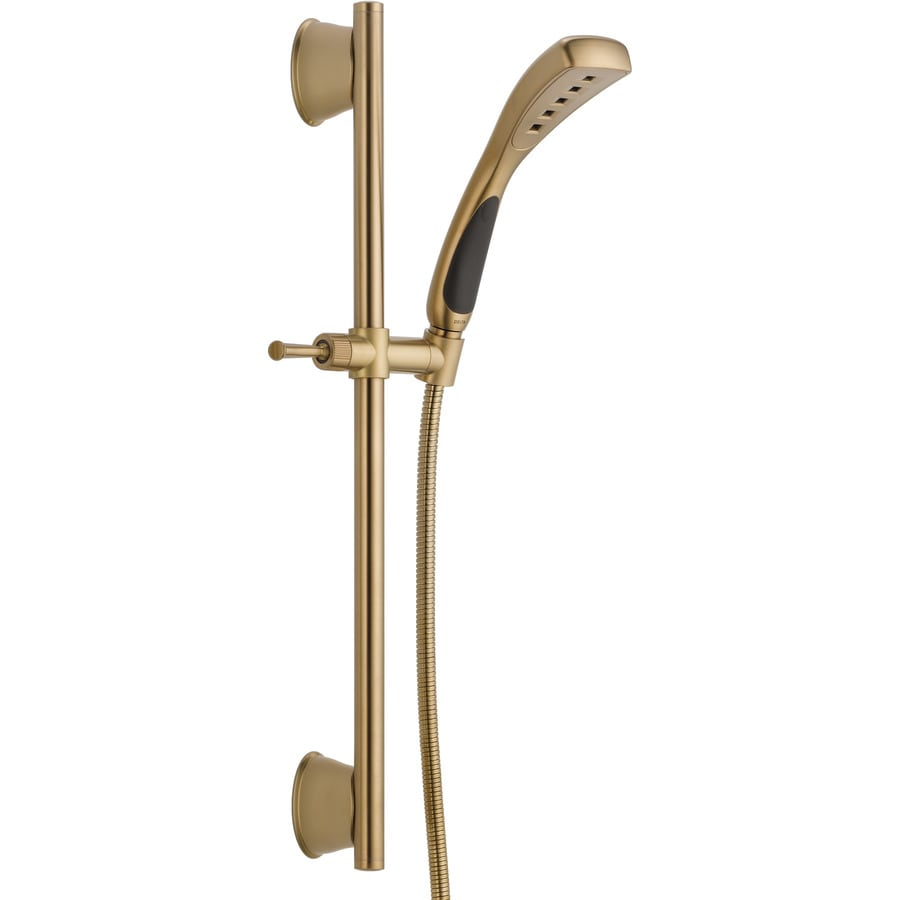 Delta Champagne Bronze 1-Spray Shower Head