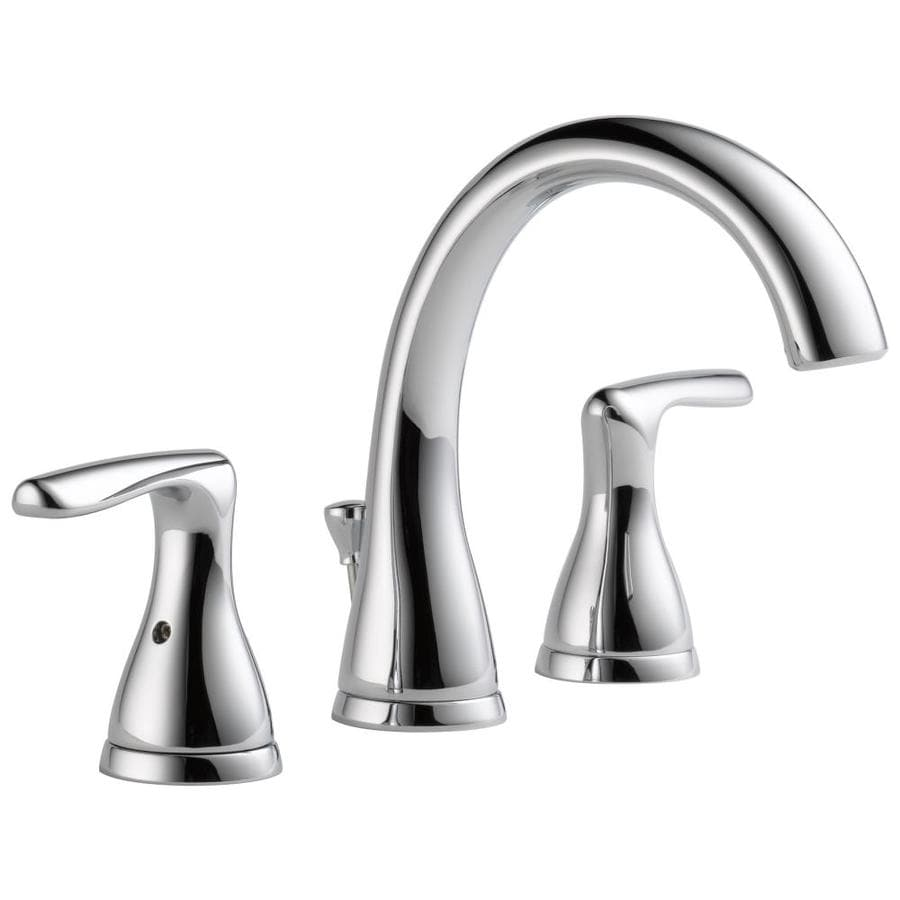 Shop Peerless Dulcet Chrome 2-handle Widespread Bathroom Faucet at ...