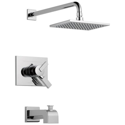 Bathtub And Shower Faucet At Lowes