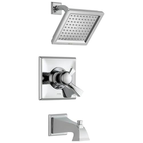 Handle Bathtub And Shower Faucet