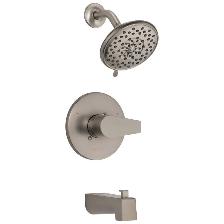 temperature bathroom adjustment faucet peerless watch home youtube repair shower tub series