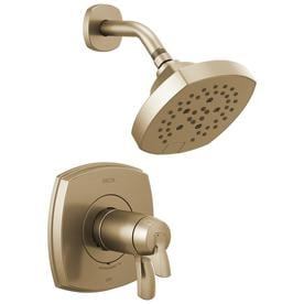 Champagne Shower Faucets At Lowes Com