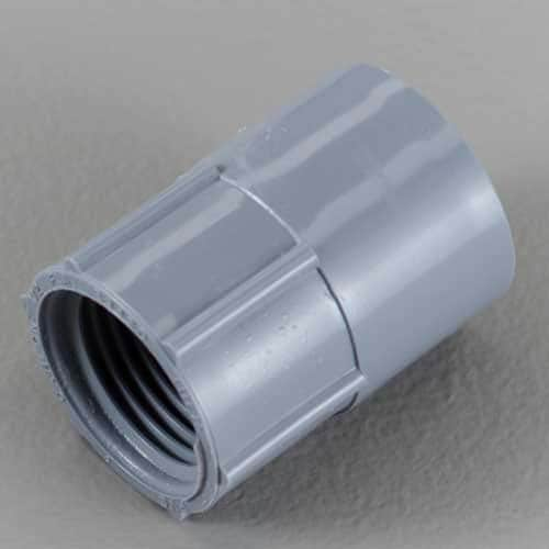 "Carlon® 1 1/4"" PVC Female Adapter"