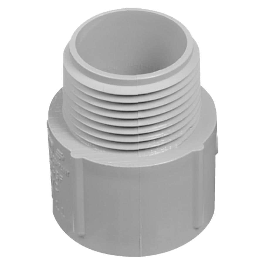 CARLON 1-in Schedule 40 PVC Adaptor