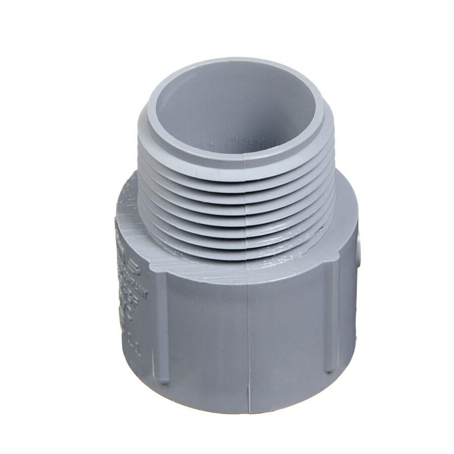 CARLON 2-1/2-in PVC Adaptor