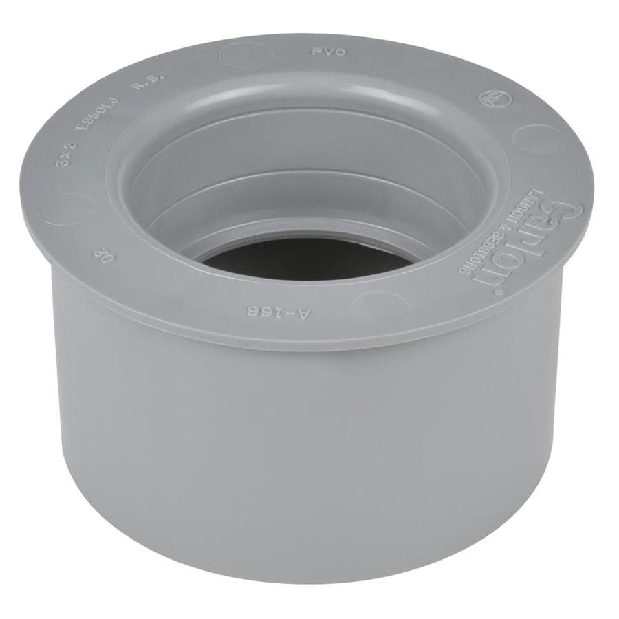 "CARLON 2"" PVC Non-Metallic Reducer Bushing"