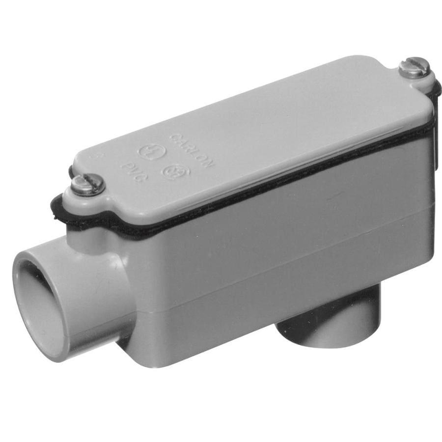 CARLON 1-1/2-in PVC Transition