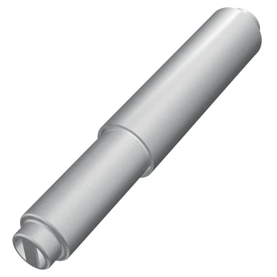 Moen Mason Brushed Chrome Surface Mount Spring-Loaded Toilet Paper Holder