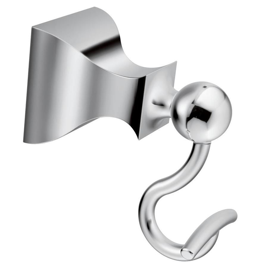 Moen Retreat Chrome Robe Hook