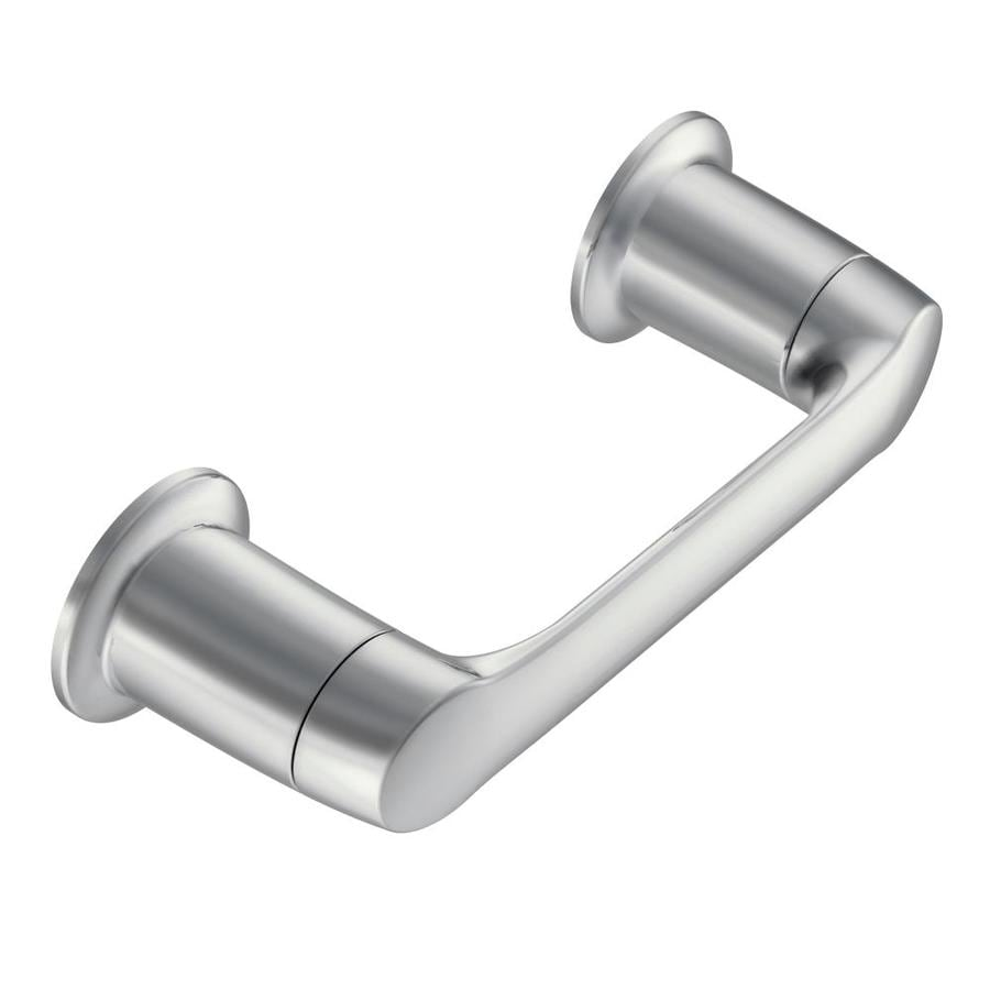 Moen Method Chrome Surface Mount Pivot Toilet Paper Holder