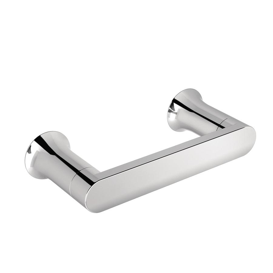 Moen Genta Chrome Surface Mount Pivot Toilet Paper Holder