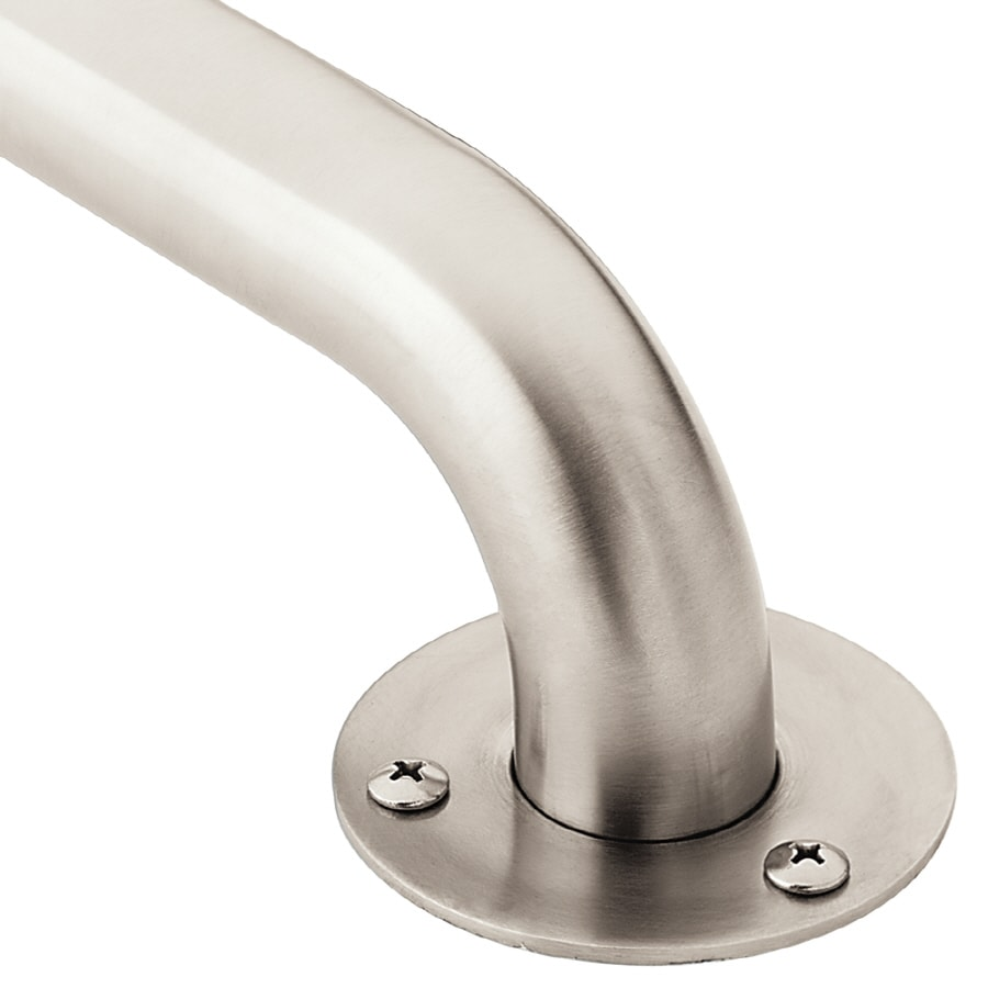 Moen Home Care Stainless Steel Wall Mount Grab Bar