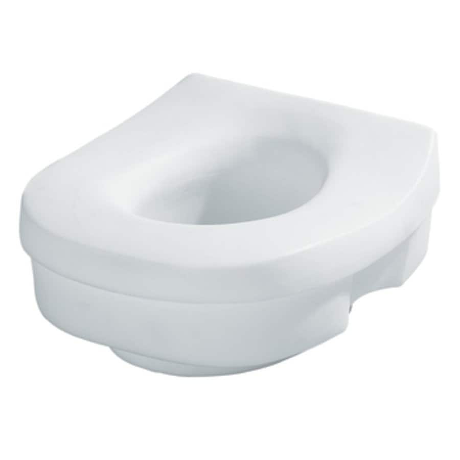 Moen Glacier Elevated Toilet Seat